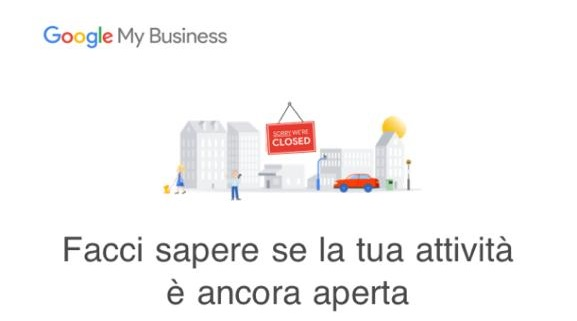 Google My Business Sede Chiusa Definitivamente2